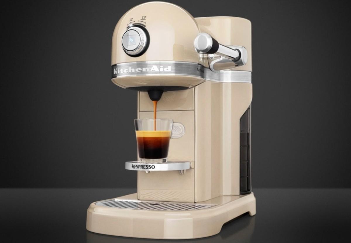 Кофеварка капсульная Artisan Nespresso