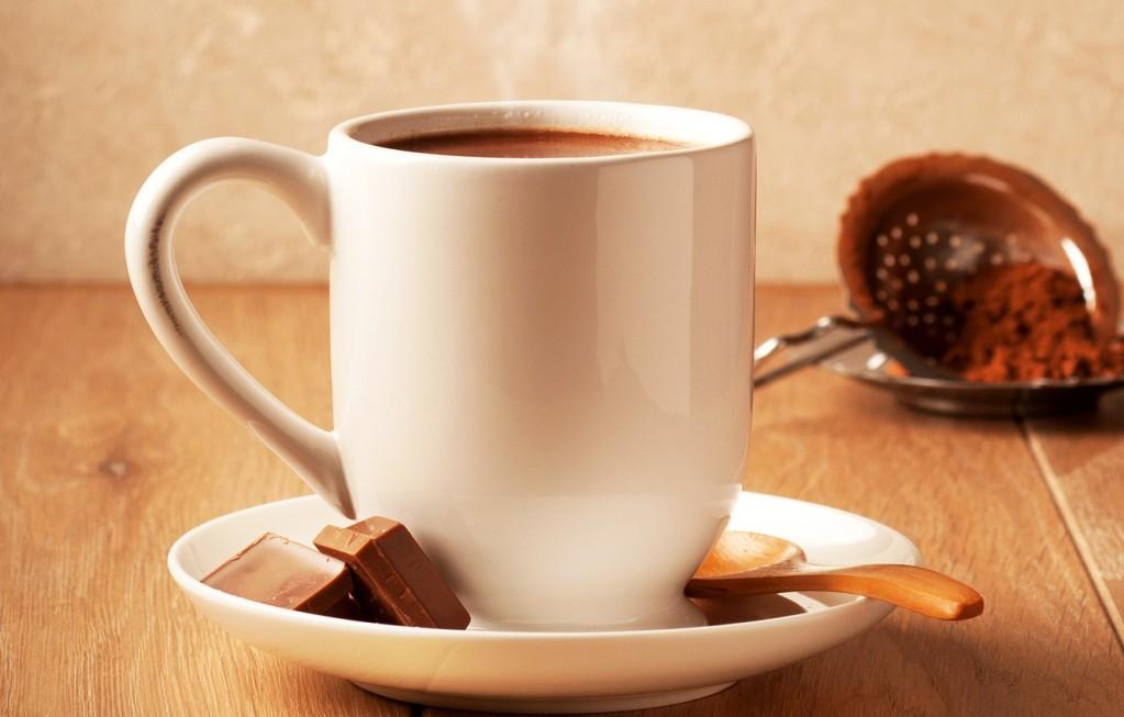 Классический шоколадно-кофейный напиток
