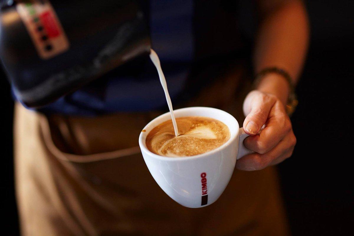 Kimbo в Италии борется на лидирующие позиции на рынке производителей кофе