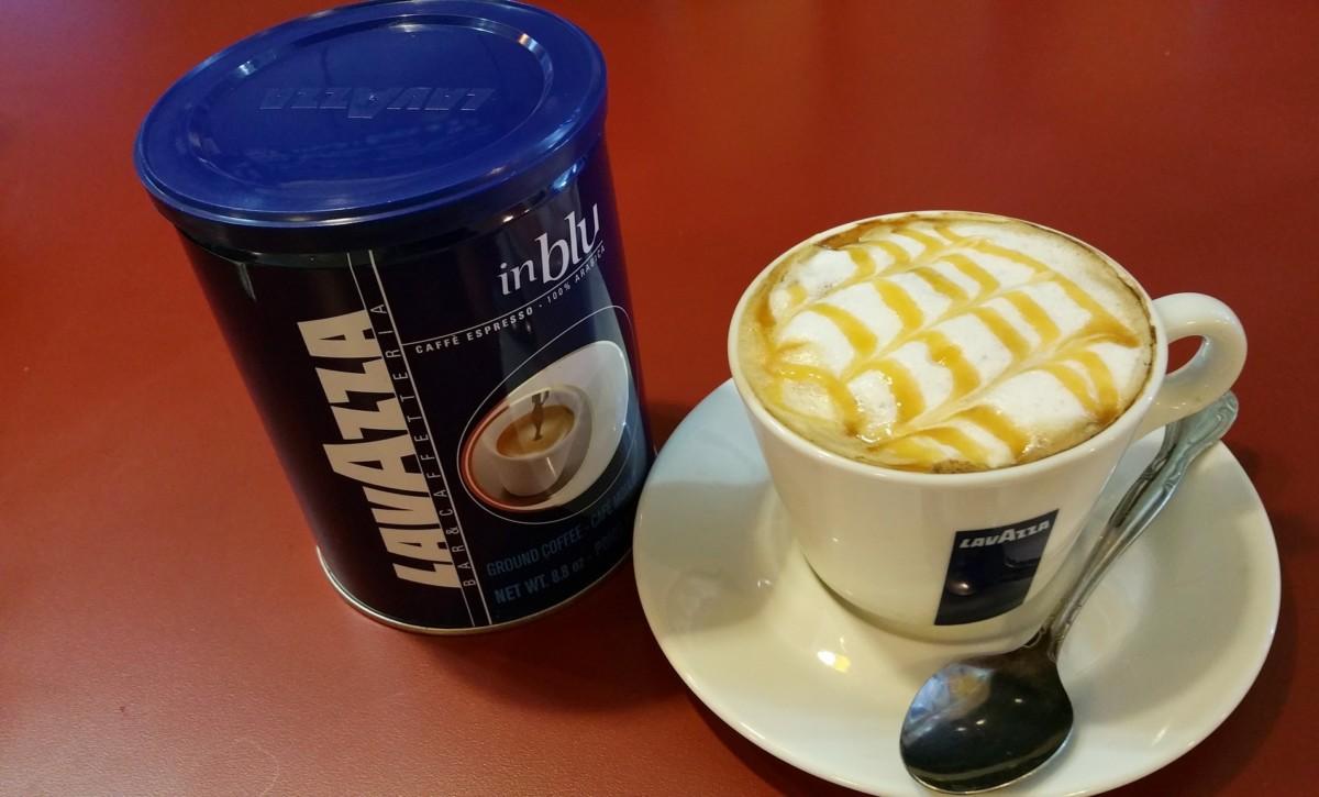 Lavazza давно завоевала сердца любителей кофе в нашей стране