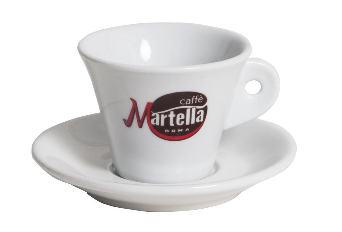 Martella - это гармоничное сочетание традиционного горьковатого вкуса кофе и мягкого сладкого послевкусия