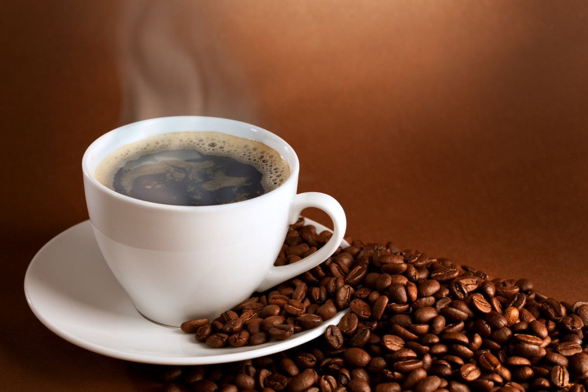 Коричневый насыщенный цвет - визитная карточка Braun Coffee