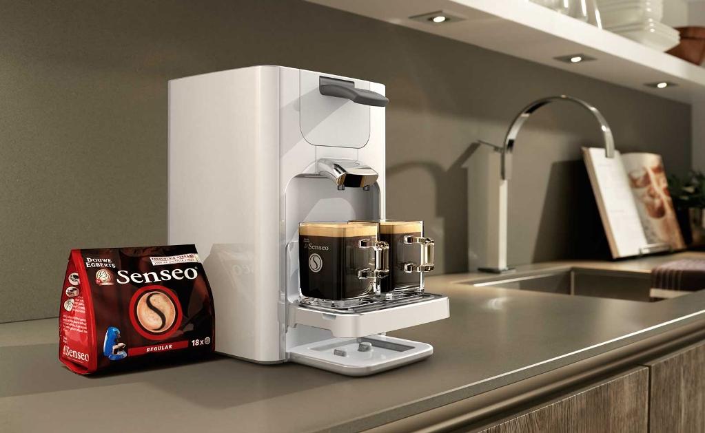 Напиток в качественной кофемашине получается очень вкусным
