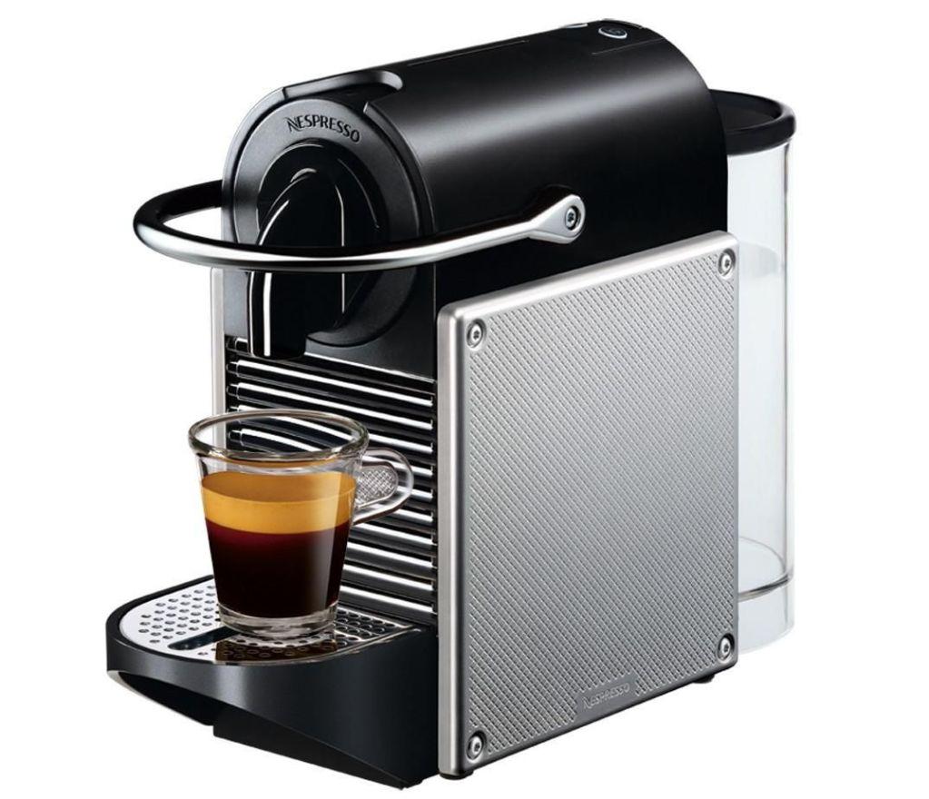 В модели Nespresso заложена возможность самому выбрать плотность пены