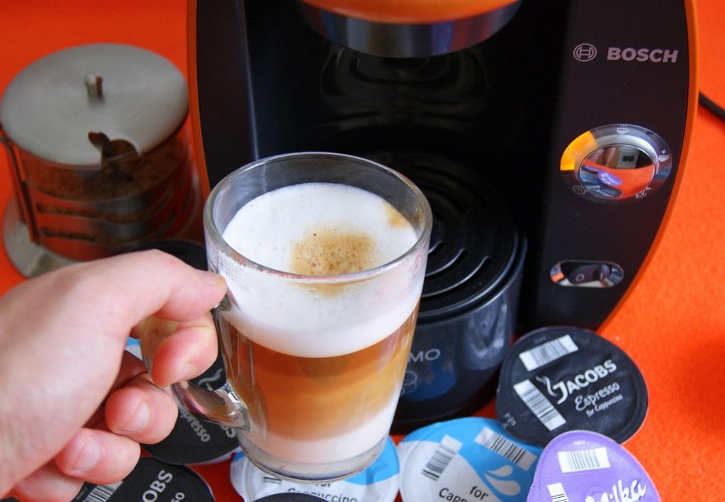 Капсулы Tassimo для кофемашины