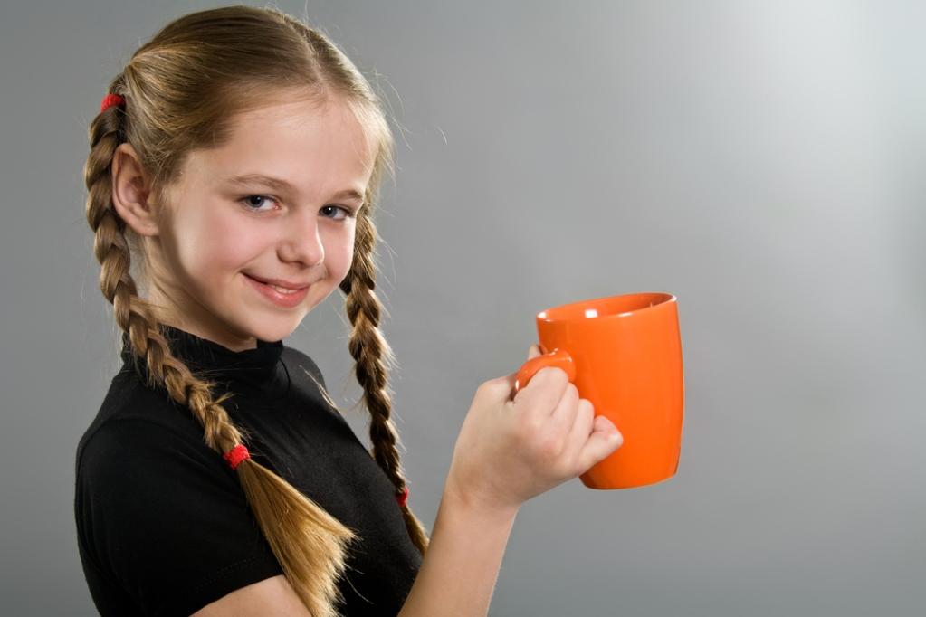 Эспрессо и капучино стоит давать детям не младше 14 лет