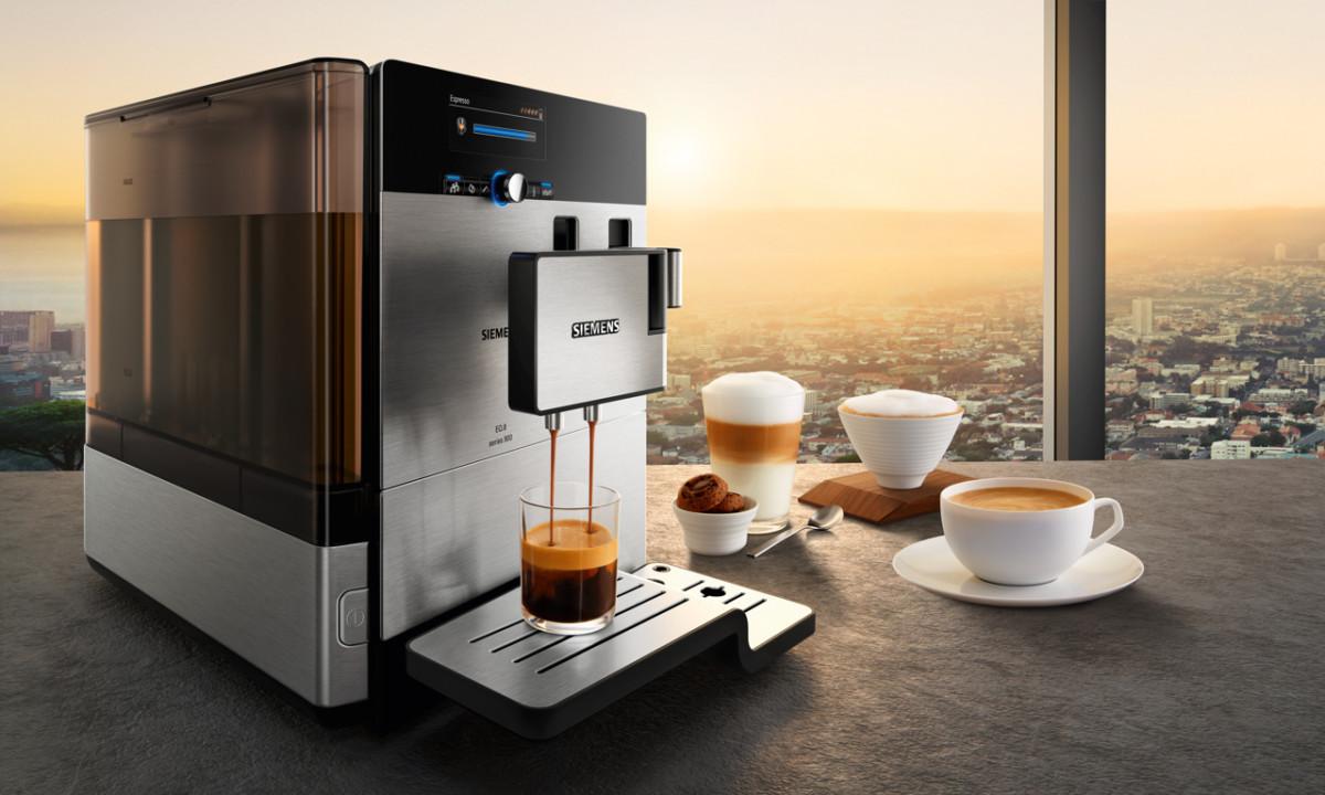 Выбираем кофемашину для дома