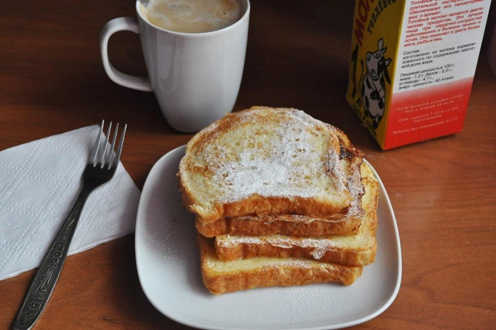 Масло в гренках помогает ослабить воздействие на стенки кишечника