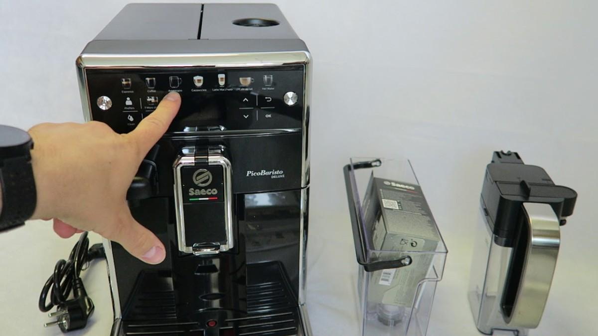 Saeco SM5573 PicoBaristo Deluxe