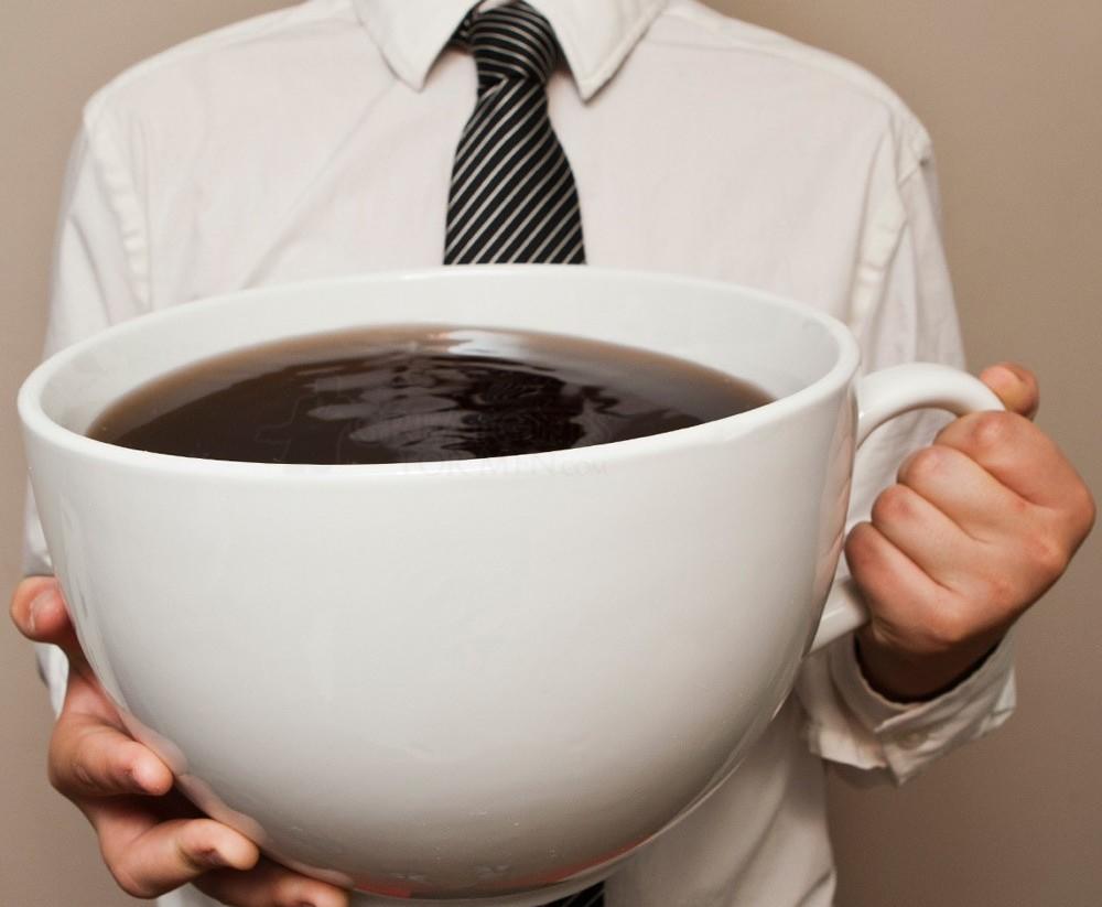 Чрезмерное употребление кофе не принесет пользы организму