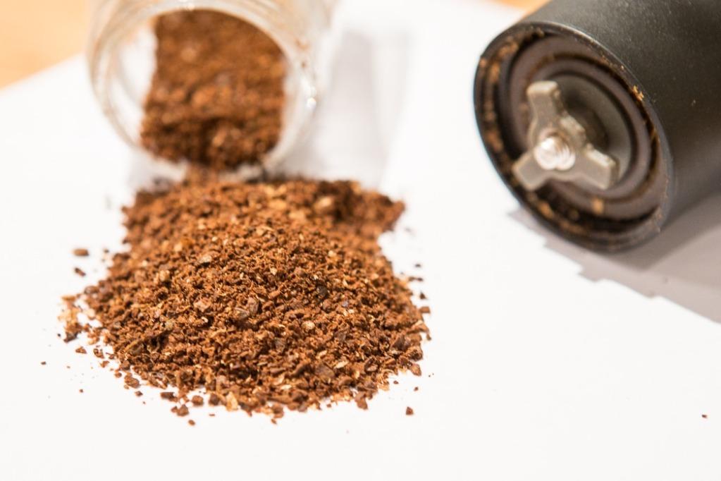 Чтобы кофе получился вкусный стоит использовать исключительно свежий помол зерен