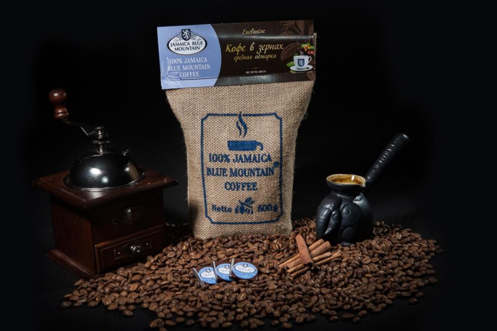 Jamaica Blue Mountain - это сертифицированный кофе высокого класса