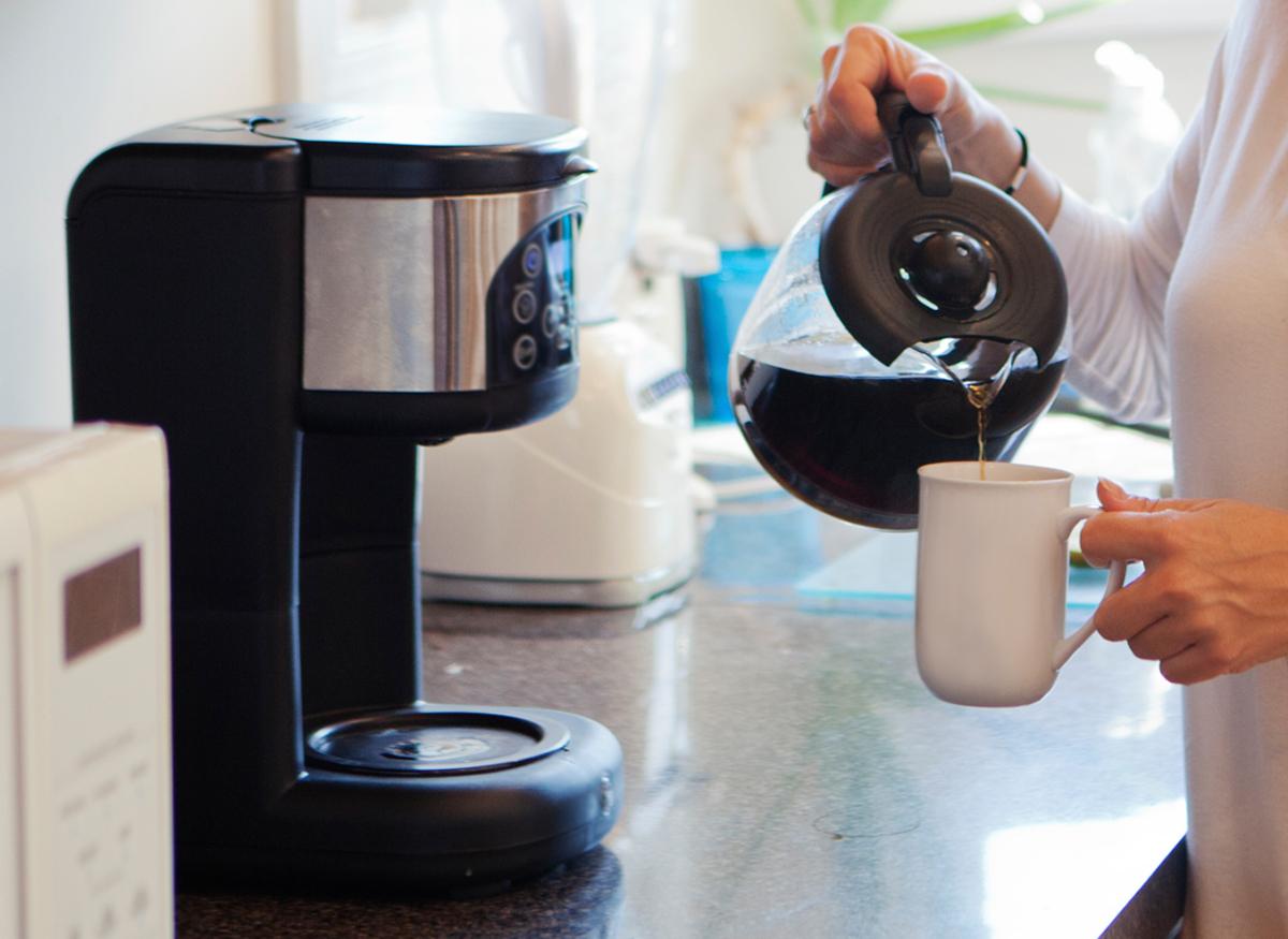 Кофеварка капельного типа принцип работы