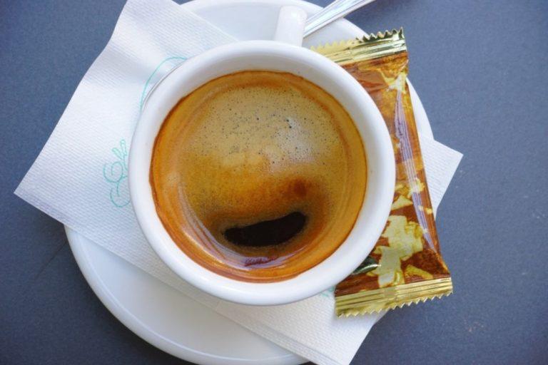 кофе без молока ккал
