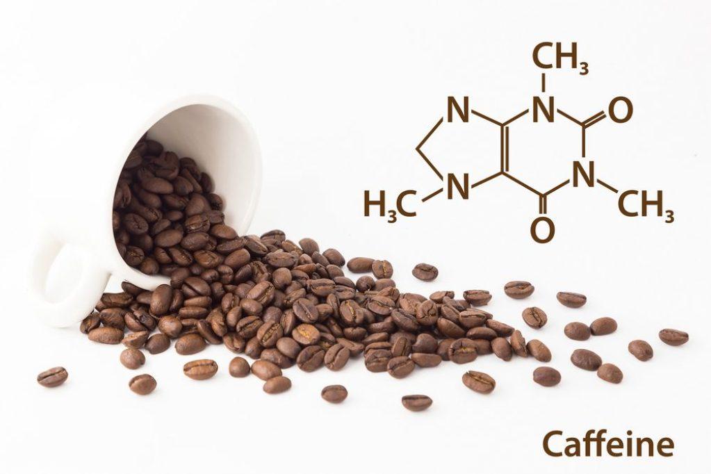 Кофеин воздействует на организм человека возбуждающе